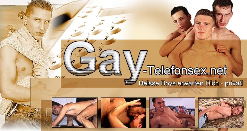 Gay Telefonsex